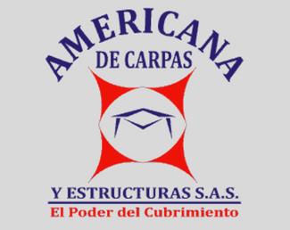 americana de carpas y estructuras