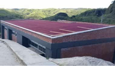 cubiertas metalicas medellin