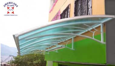 parasoles en policarbonato medellin